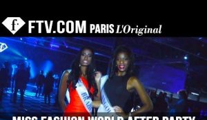 Miss Fashion World After Party with FashionTV