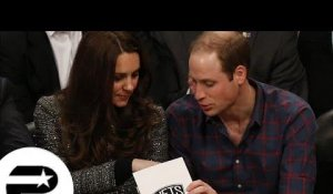 Kate midddleton et le Prince William en visite aux USA