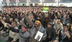 "Iran: les manifestations contre  ""Charlie Hebdo"" continuent"