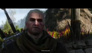 The Witcher 3 : Wild Hunt - 15 minutes de gameplay