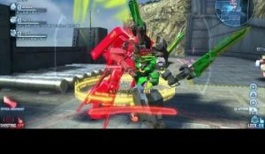 Gundam Breaker 2 - Play Movie #3