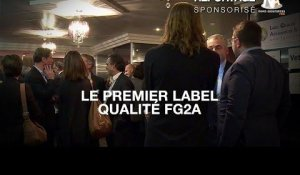 Le premier label qualité FG2A