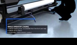 Helping commercial printers and signmakers increase their wide-format throughput | Epson