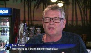 Une pizza au python au menu d'un restaurant en Floride sur