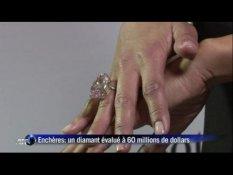 Le Diamant Rose Le Plus Cher Au Monde Mis A La Vente 12 11 Sur