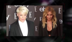 Pink et Ashley Tisdale à la soirée annuelle Women In Music de ELLE