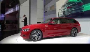 World Premiere of the new BMW 3 Series Design Reveal | AutoMotoTV