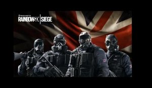 Tom Clancy's Rainbow Six Siege Official - Inside Rainbow #1 - The British Unit [AUT]