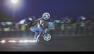 Motorcycle Stunt Riding Contest : SBI 2015 (Teaser)