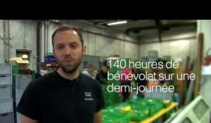 1ere édition Giving Back Day chez Cisco France