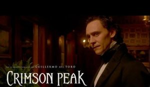 Crimson Peak: Bande-annonce internationale (Universal Pictures) [HD]  FR