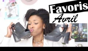 Favoris d'Avril // Cheveux, Maquillage & Mode