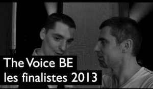 The Voice BE : les finalistes 2013