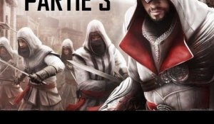 Assassin's Creed Brotherhood - Le Film [PARTIE 3] [FR] [HD]