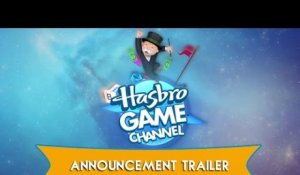 Hasbro Game Channel Announcement Trailer [North America]