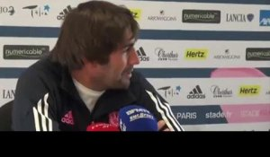 "Rugby / Dubois : ""On a besoin de travailler"" 10/09"