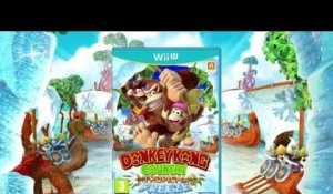 Donkey Kong Country : Tropical Freeze - Aquatic Acion Trailer