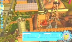 RollerCoaster Tycoon 3 - Parc cinéma