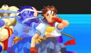 Street Fighter Alpha 2 - Vidéo d'intro