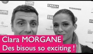 CLARA MORGANE : Les bisouxxx So Exciting !