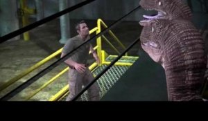 Jurassic Park : The Game - Actions montage