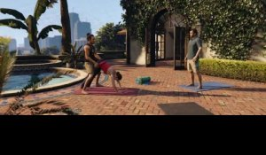 GTA V - VOSTFR - Bande annonce PS4, Xbox One et PC