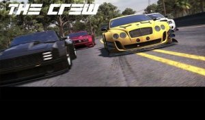 THE CREW  |  SHARE YOUR RIDE [PL]