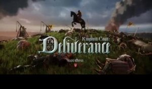 Kingdom Come : Deliverance - Trailer d'annonce