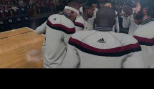 "NBA 2K15 - Gameplay Trailer ""Yakkem"""