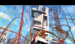 ScreamRide - Trailer d'annonce