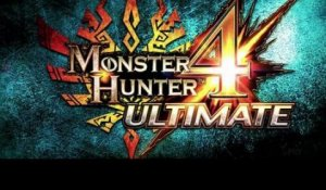 Monster Hunter 4 Ultimate - Trailer E3 2014