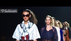 The Dress & Co Hideaki Sakaguchi Spring 2012 at Mercedes Benz Tokyo Fashion Week | FashionTV - FTV