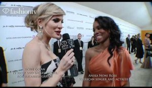 Elton John AIDS Foundation ft Anika Noni Rose, Hosted by Hofit Golan | FashionTV - FTV.com