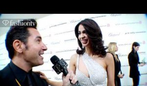 Elton John AIDS Foundation ft Mallika Sherawat  | FashionTV - FTV.com