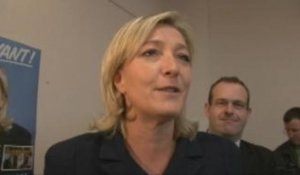Le Pen, bis repetita