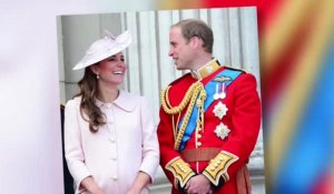 La Duchesse de Cambridge en plein accouchement