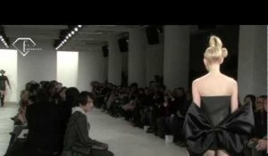 Cushnie & Ochs NYFW Spring 2010 - After the Show | FashionTV - FTV.com