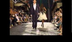 fashiontv | FTV.com - BEST OF CAVALLI RELIVE (20 MIN) (WITH MICHEL ADAM)