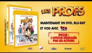 KEV ADAMS - LES PROFS DVD - Spot TV