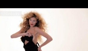 Constance Jablonski for Harper's Bazaar Spain With Tom Pecheux | FashionTV