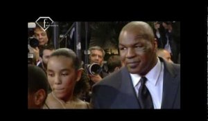 fashiontv | FTV.com - Cannes Film Festival Mike Tyson Red Carpet