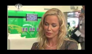 fashiontv | FTV.com - Monte-Carlo Tv Festival Day 2  Day With Jennifer Garreis