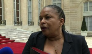Taubira propose un parquet financier national