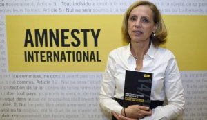 Amnesty international appelle à limiter le droit de veto à l'ONU