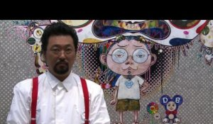 Takashi Murakami dévoile ses nouvelles oeuvres à Hong Kong