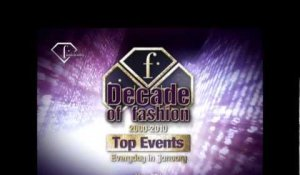 fashiontv | FTV.com - PPP - DECADE OF FASHION 2ND EVENTS 10 SEC YY