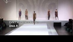 fashiontv | FTV.com - Hong Kong FW f/w 09-10 First Faces 1
