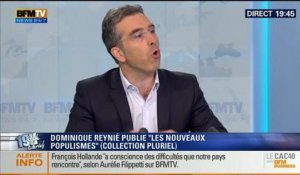 Dominique Reynié: L'invité de Ruth Elkrief - 23/04