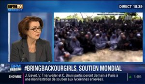 BFM Story: #BringBackOurGirls, le soutien mondial - 12/05
