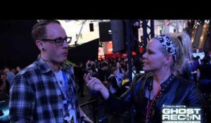 Ghost Recon PAX Interview